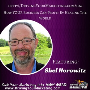 Shel Horowitz | How YOUR Business Can Profit By Healing The World